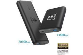"圖片 Anker ""Nintendo Switch Edition"" 外置充電器 #A1241J11/A1275S11"