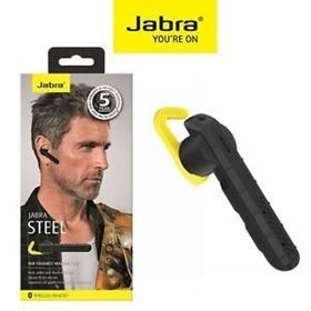 圖片 Jabra Steel Bluetooth Headset